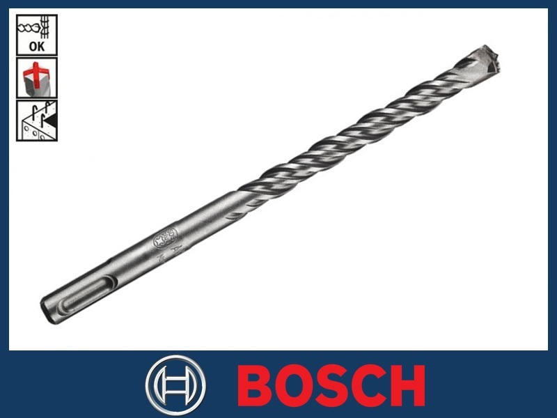 BOSCH SDS-plus-5X  6x200x260mm