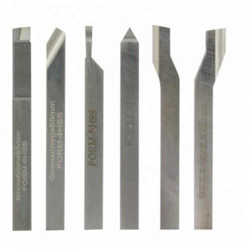 Sústružnícke nože HSS PROXXON pre FD 150/E 24524 (Sústružnícke nože 6x6x60mm HSS )