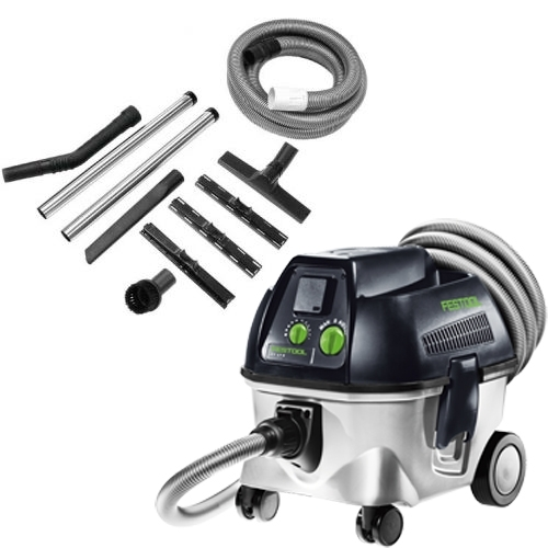 FESTOOL CLEANTEC CT 17 E-Set BA