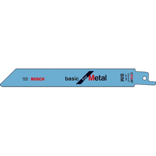 BOSCH Basic for Metal S 918 A 1 ks