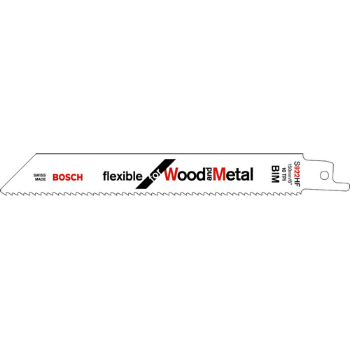 BOSCH Wood and Metal S 922 HF 1 ks