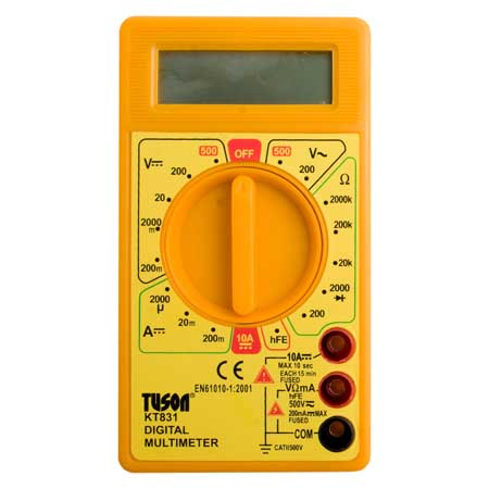 Multimeter TUSON KT831 basic