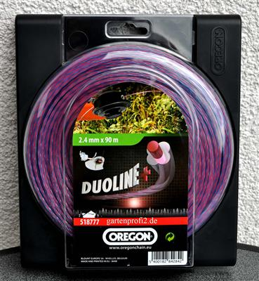Struna OREGON Duoline Plus 2,4mm 15M