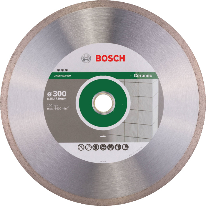 BOSCH best for ceramic 300x25,4 mm
