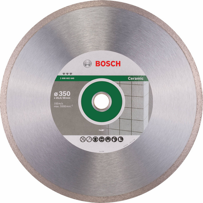 BOSCH best for ceramic 350x25,4 mm