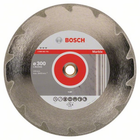BOSCH best for Marble 300x25,4mm