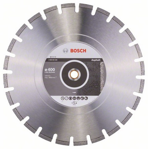 BOSCH Standard for Asphalt 400x25,4mm