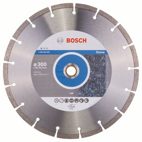 BOSCH Standard for Stone 300x20/25,4mm