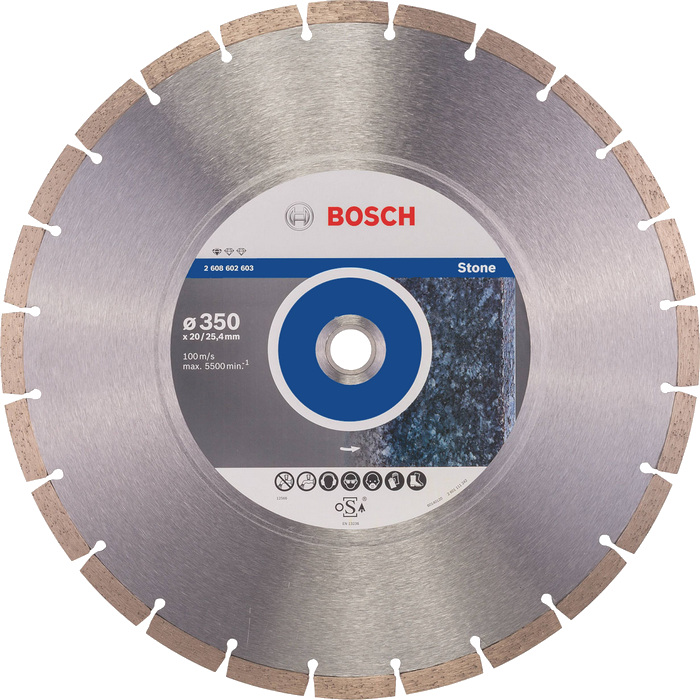 BOSCH Standard for Stone 350x20/25,4mm