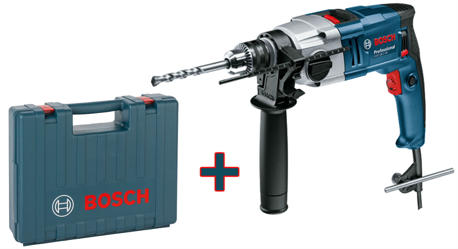BOSCH GSB 18-2 RE Professional