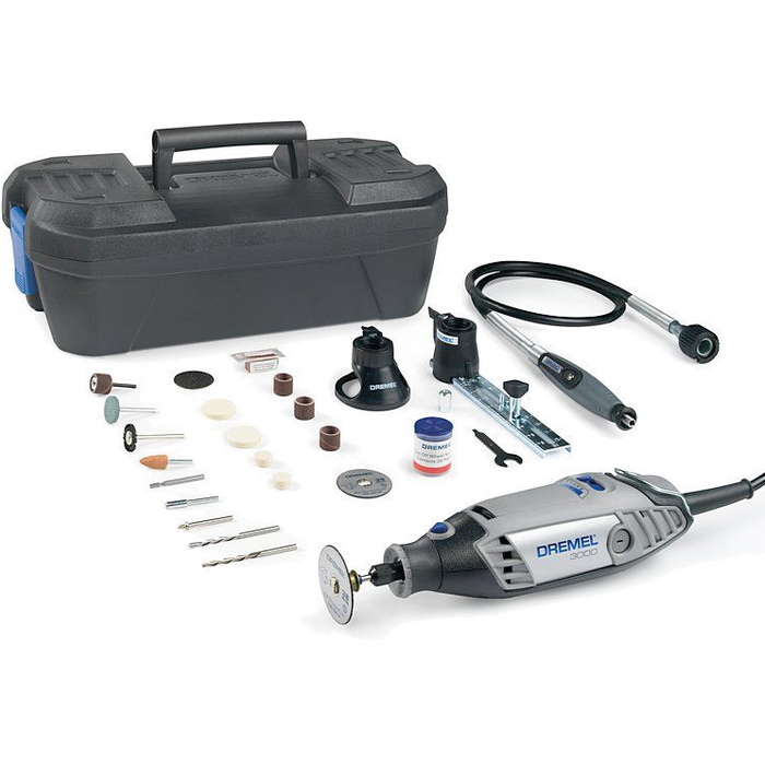 DREMEL 3000 (3000-3/55) 4 Star Kit
