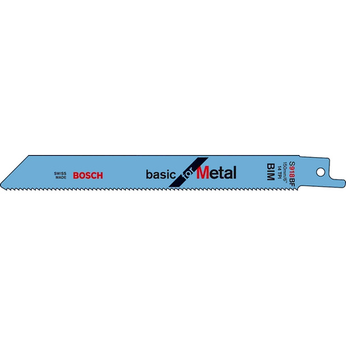 BOSCH Basic for Metal S 918 B 1 ks