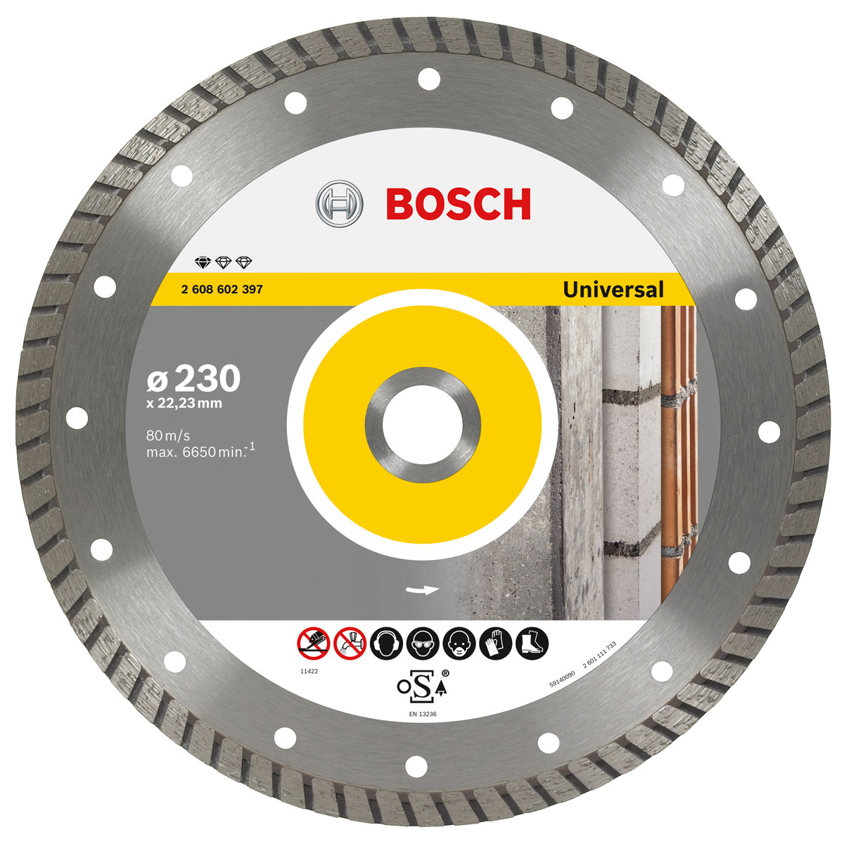 BOSCH Standard for Universal 230mm